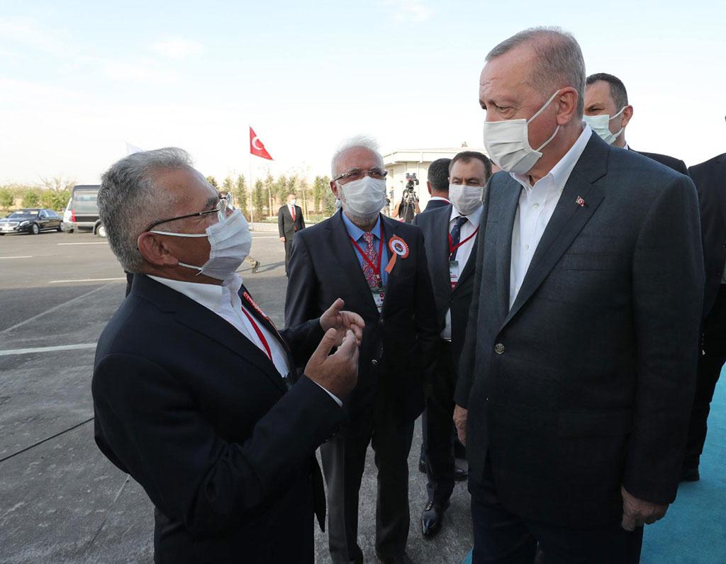 Başkan Büyükkılıç, Ankara-Niğde Otoyolu Açılış Töreni'ne Katıldı
