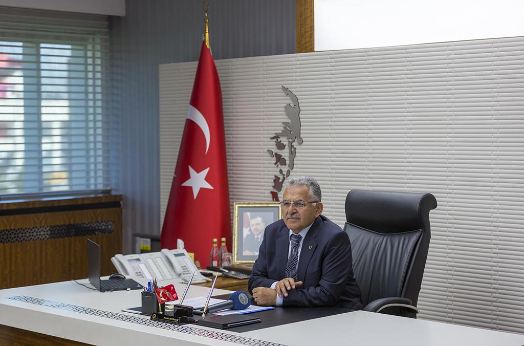 Büyükşehir'den Filyasyon'a 63 Araç Ve 84 Personelle Güçlü Destek