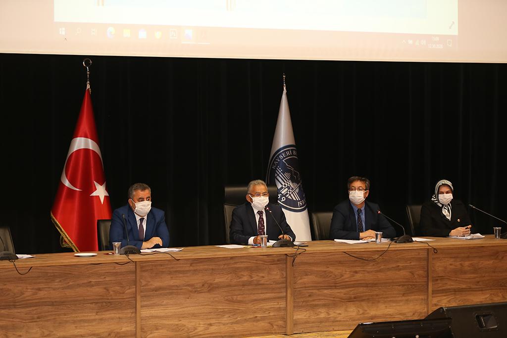 Büyükşehir Meclisi'nde Azerbaycan'a Destek, Orman Yangınlarına Kınama