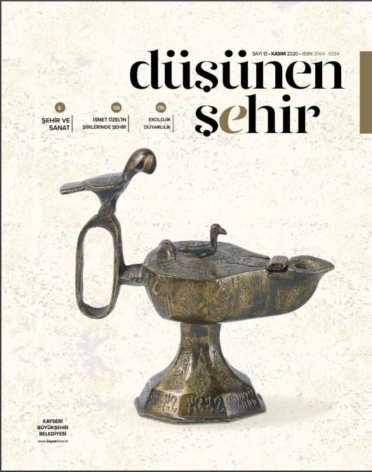 Büyükşehir'in Dergisi 'Düşünen Şehir' Yılın En İyi Şehir Dergisi Seçildi