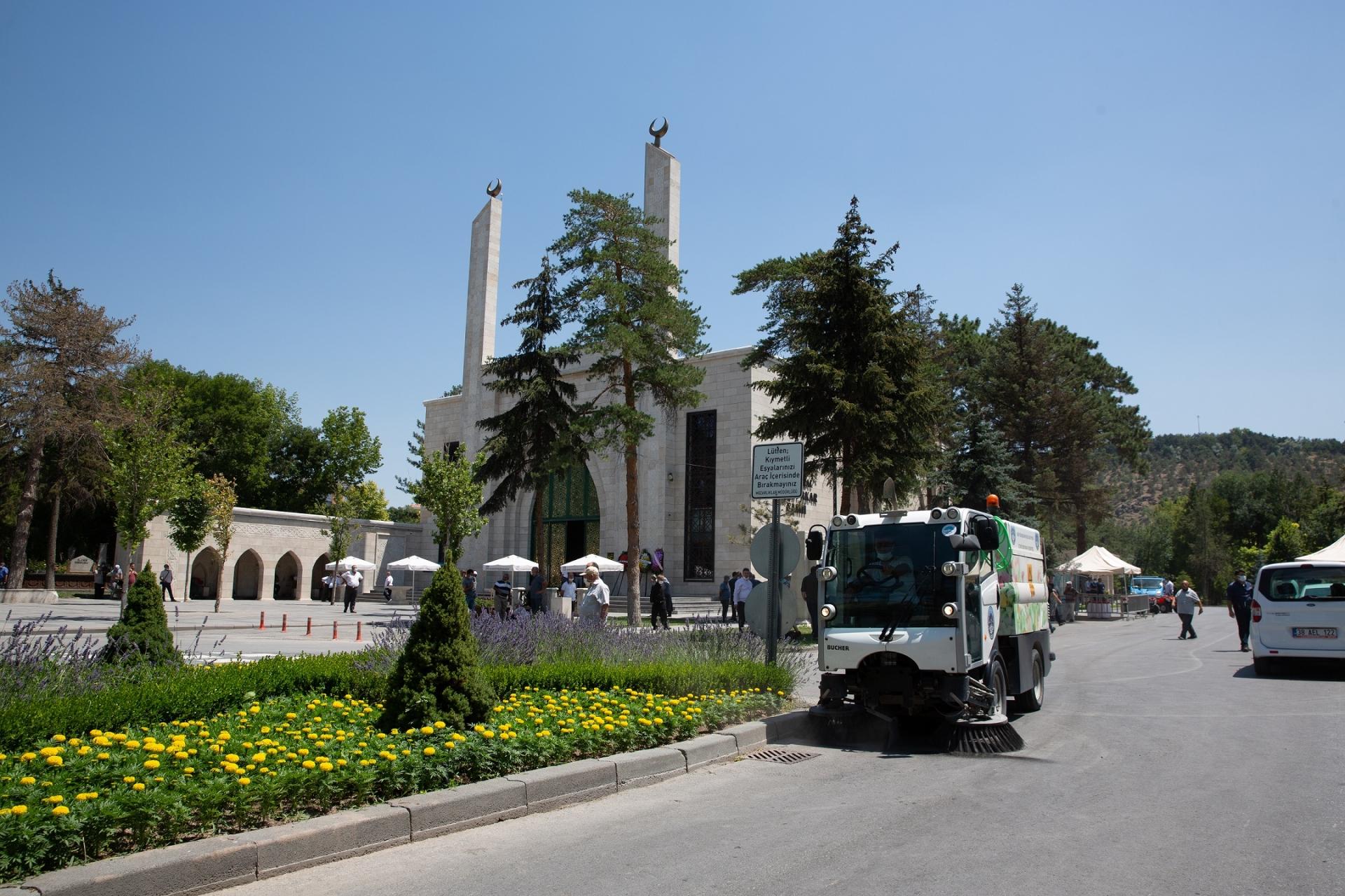 Büyükşehir, Kurban'da Tam Kadro Sahada