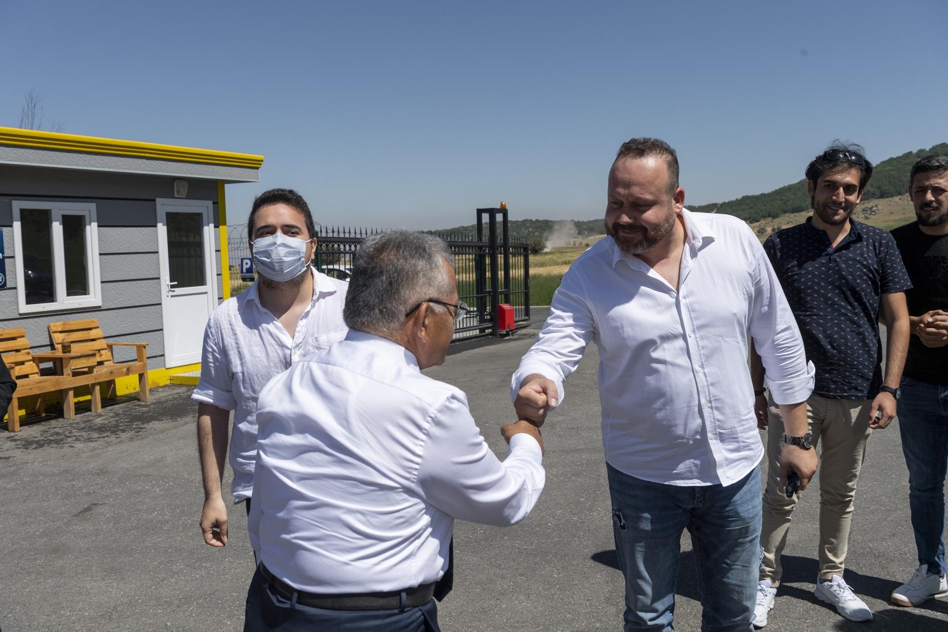 Erciyes, Yüksek İrtifa Kamp Merkezi İle 12 Ay Sporun Merkezi Oluyor