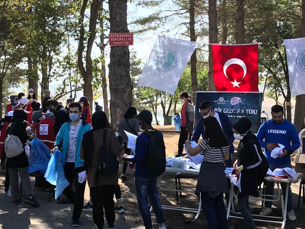 Büyükşehir'den Dünya Çevre Günü'nde Anlamlı Etkinlik