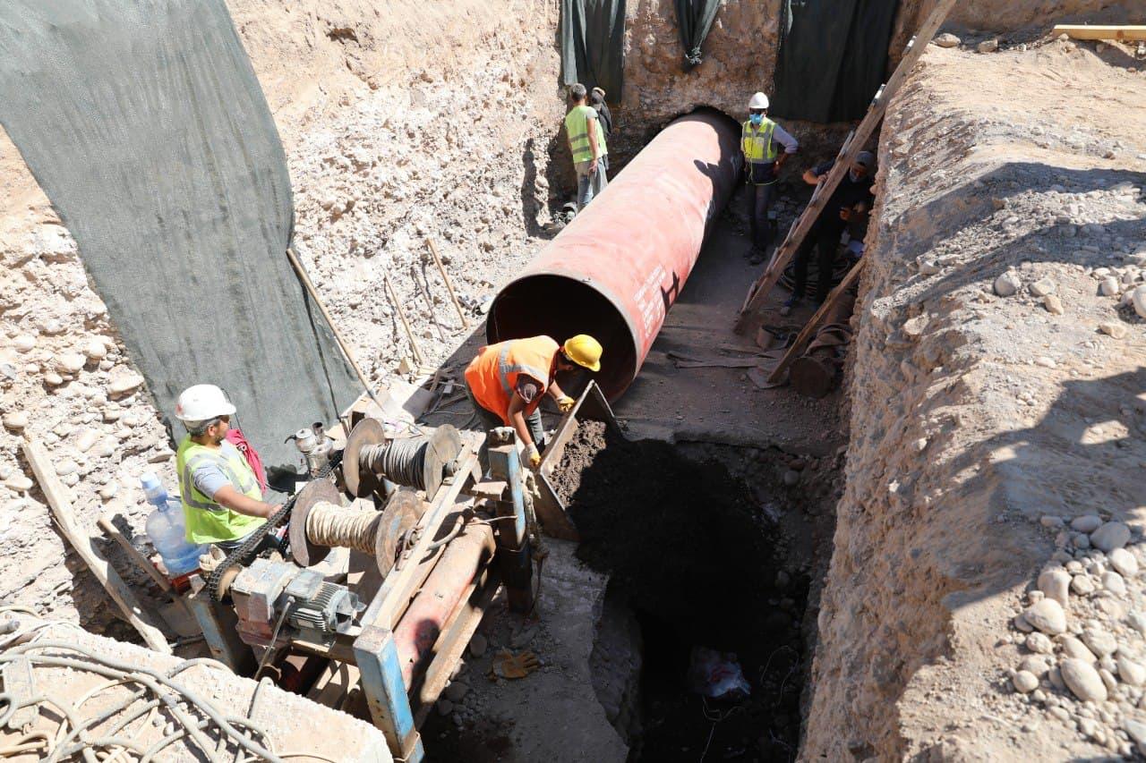 KASKİ'den Hulusi Akar Bulvarı'na 1 Milyonluk Kanalizasyon Kolektör Hattı Çalışması
